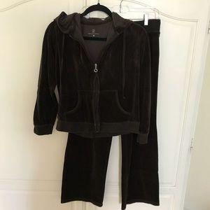 New York & Co. Velour Sweatshirt